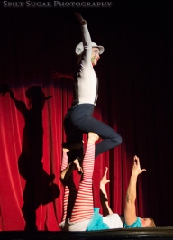 Acro by Cara and Chloe